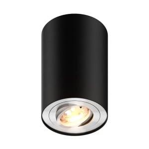 LAMPA WEWNĘTRZNA (SPOT) ZUMA LINE RONDOO SPOT 89201 (black) small 0