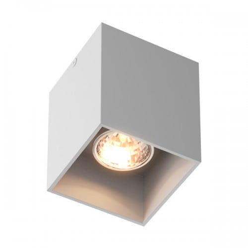 LAMPA WEWNĘTRZNA (SPOT) ZUMA LINE SQUARE SPOT 50475-WH (white) - Biały