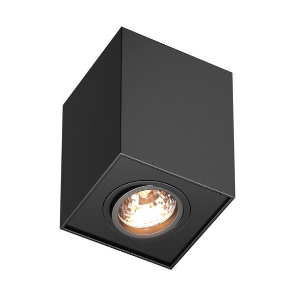LAMPA WEWNĘTRZNA (SPOT) ZUMA LINE QUADRO SPOT 89200-BK (black) czarna