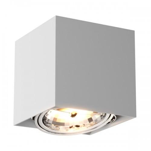 LAMPA WEWNĘTRZNA (SPOT) ZUMA LINE BOX SL 1 SPOT 89947 (white) - Biały
