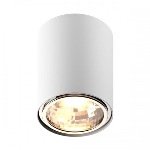 LAMPA WEWNĘTRZNA (SPOT) ZUMA LINE BOX SPOT 50631 (white) - Biały