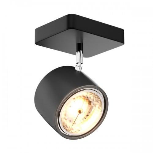 LAMPA WEWNĘTRZNA (KINKIET) ZUMA LINE LOMO SL 1 20003-BK (black)