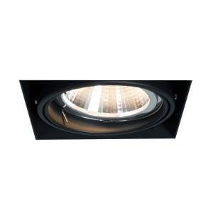 LAMPA WEWNĘTRZNA (SPOT) ZUMA LINE ONEON DL 111-1 SPOT 94363-BK small 0