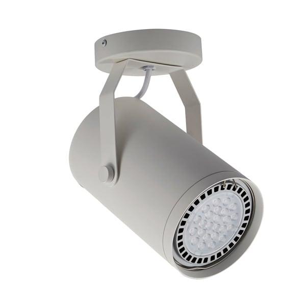 LAMPA WEWNĘTRZNA (KINKIET) ZUMA LINE BOX CL WALL GU10-AR111 20040-WH WHITE