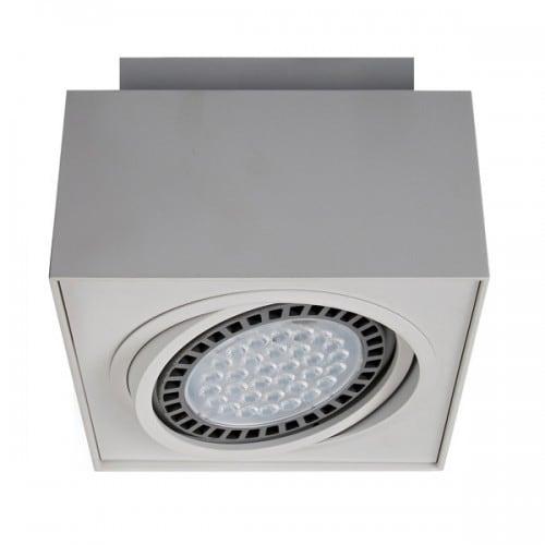 LAMPA WEWNĘTRZNA (SPOT) ZUMA LINE BOXY CL 1 SPOT 20074-WH