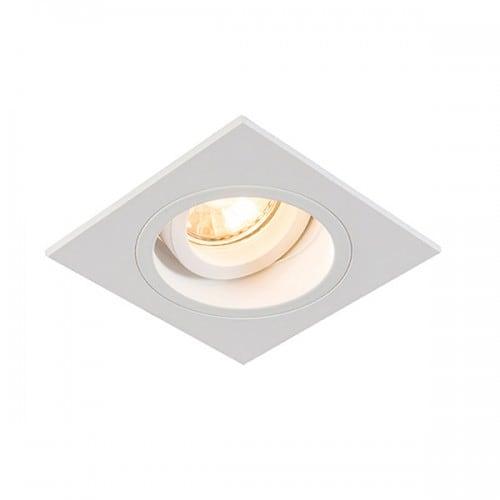 LAMPA WEWNĘTRZNA (SPOT) ZUMA LINE CHUCK DL SQUARE 92703 BIAŁY/WHITE