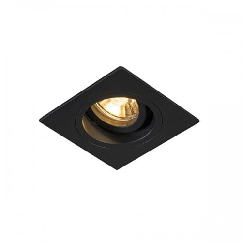 LAMPA WEWNĘTRZNA (SPOT) ZUMA LINE CHUCK DL SQUARE 92704 (black)