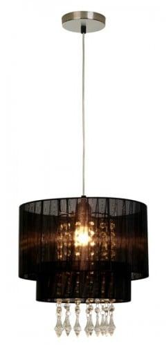 LAMPA WEWNĘTRZNA (WISZĄCA) ZUMA LINE LETA PENDANT RLD93350-1B