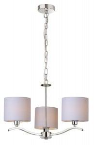 LAMPA WEWNĘTRZNA (WISZĄCA) ZUMA LINE CARMEN PENDANT RLD94103-3