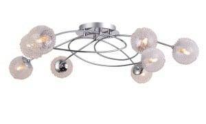 LAMPA WEWNĘTRZNA (SUFITOWA) ZUMA LINE JUMBLE CEILING RLX92067-8B