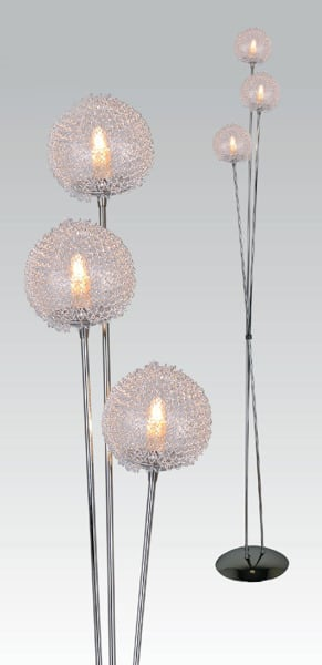 LAMPA WEWNĘTRZNA (PODŁOGOWA) ZUMA LINE JUMBLE FLOOR RLL92067-3