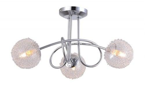 LAMPA WEWNĘTRZNA (SUFITOWA) ZUMA LINE JUMBLE CEILING RLX92067-3B