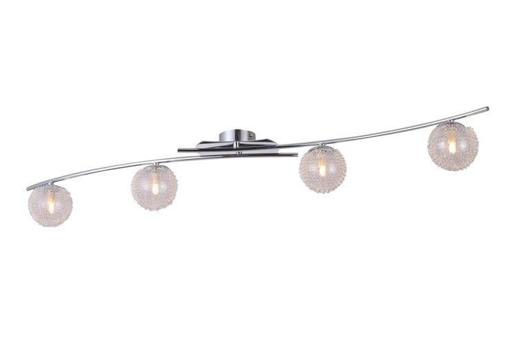 LAMPA WEWNĘTRZNA (SUFITOWA) ZUMA LINE JUMBLE CEILING RLX92067-4