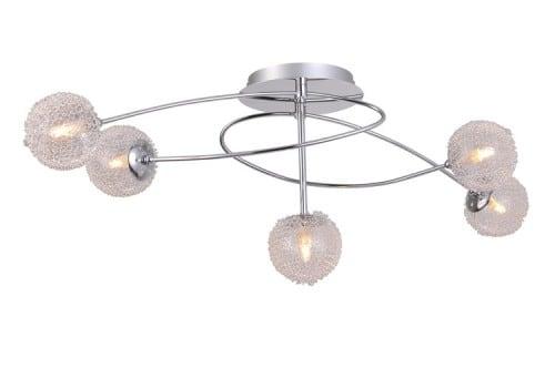 LAMPA WEWNĘTRZNA (SUFITOWA) ZUMA LINE JUMBLE CEILING RLX92067-5B