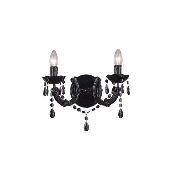 LAMPA WEWNĘTRZNA (KINKIET) ZUMA LINE MAGNOLIA WALL RLB94016-2B