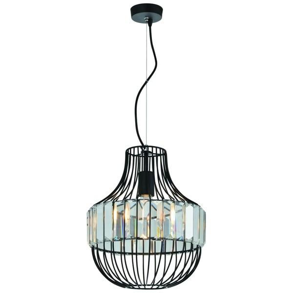 LAMPA WEWNĘTRZNA (WISZĄCA) ZUMA LINE DINIS PENDANT RLD931020-1