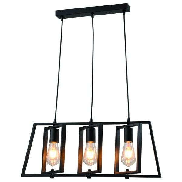 LAMPA WEWNĘTRZNA (WISZĄCA) ZUMA LINE FAUSTO PENDANT RLD931019-3