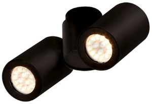 Barro II C0114 lampa sufitowa/plafon czarny Max Light small 0
