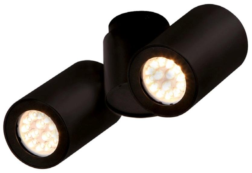 Barro II C0114 lampa sufitowa/plafon czarny Max Light