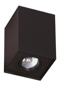 Basic Square Black C0071 plafon Max Light small 0