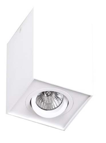 Basic Square White C0070 plafon Max Light