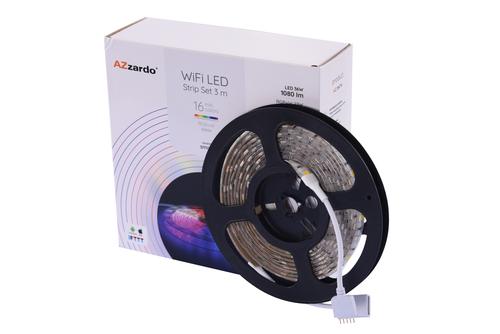 Azzardo LED SET STRIP 3M SMART WIFI