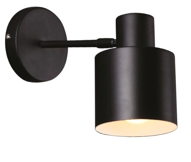 BLACK W0188 Kinkiet MAX LIGHT