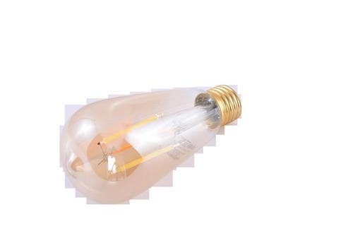 Żarówka Azzardo WIFI LED 7W (FULL GLASS GOLD, EDISON)