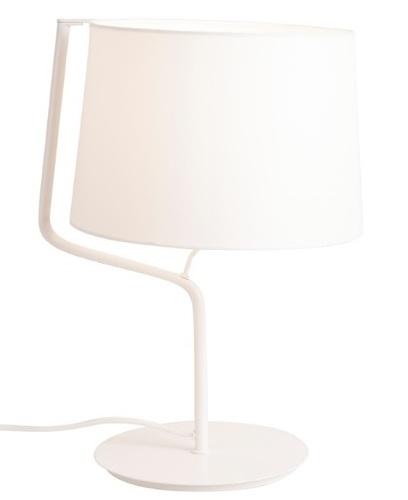 CHICAGO lampa stołowa biała T0028 Max Light