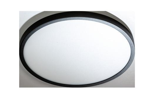 Plafon Azzardo MALTA R 40 3000K BK