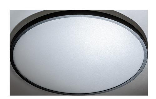 Plafon Azzardo MALTA R 60 4000K BK