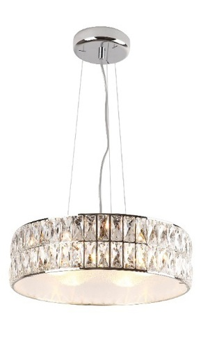 DIAMANTE lampa wisząca mała P0236 Max Light