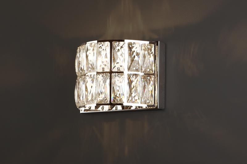 DIAMANTE II kinkiet W0204 Max Light
