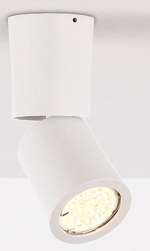 Dot C0123 lampa sufitowa/plafon biały Max Light