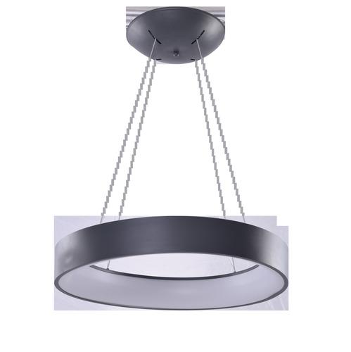 Lampa Wisząca Azzardo SOLVENT R 45 GR + REMOTE CONTROL