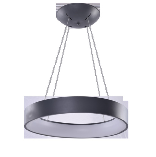 Lampa Wisząca Azzardo SOLVENT R 80 GR + REMOTE CONTROL