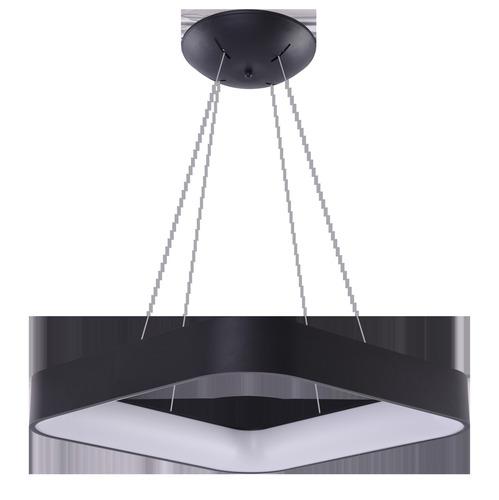 Lampa Wisząca Azzardo SOLVENT S 45 BK + REMOTE CONTROL