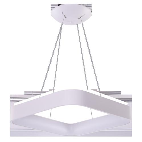 Lampa Wisząca Azzardo SOLVENT S 45 WH + REMOTE CONTROL