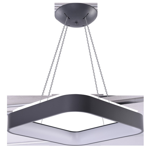 Lampa Wisząca Azzardo SOLVENT S 80 GR + REMOTE CONTROL