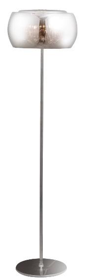 Moonlight lampa podłogowa grey F0076-04A Max Light