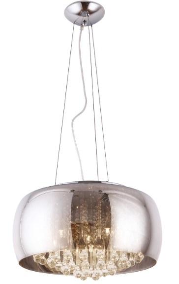 Moonlight lampa wisząca grey duża P0076-06X Max Light