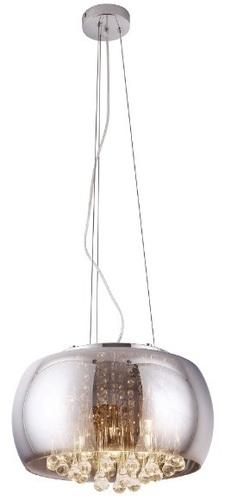 Moonlight lampa wisząca grey średnia P0076-05L Max Light
