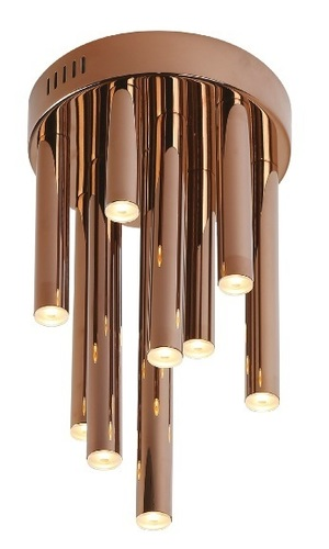 ORGANIC COPPER plafon mały C0116 Max Light