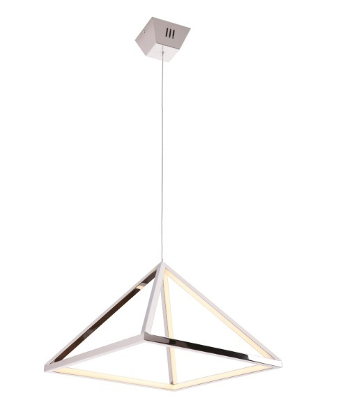 Peak M Chrome lampa wisząca P0275 Max Light