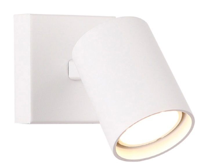 Top 1 W0218 Kinkiet biały Max Light