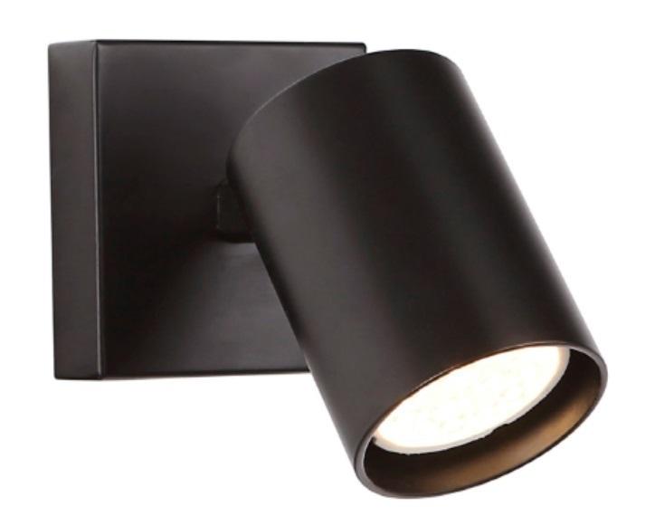 Top 1 W0219 kinkiet czarny Max Light
