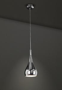 VIGO I lampa wiszaca chrom P0201 Max Light small 1