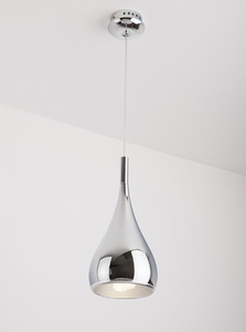 VIGO I lampa wiszaca chrom P0201 Max Light small 0