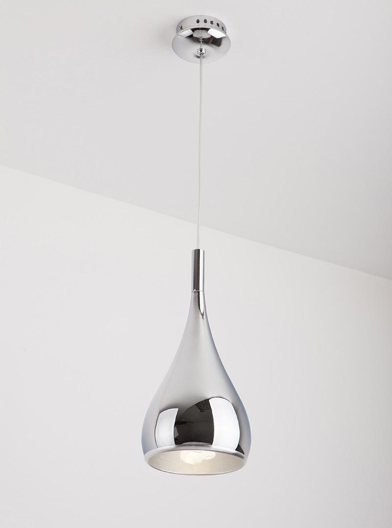 VIGO I lampa wiszaca chrom P0201 Max Light