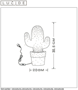 Lucide CACTUS 13513/01/34 small 1